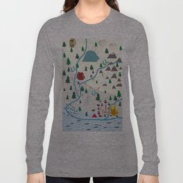 summer camp Long Sleeve T-shirt