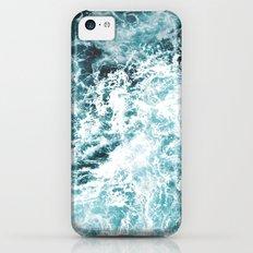 Sea Waves Slim Case iPhone 5c