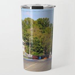 Eighth-Mile Track Travel Mug