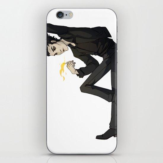 Flame iPhone Skin