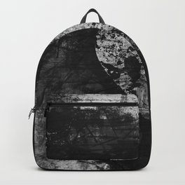 Love is not Always Black And White Backpack