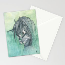 Pure Souls Stationery Cards