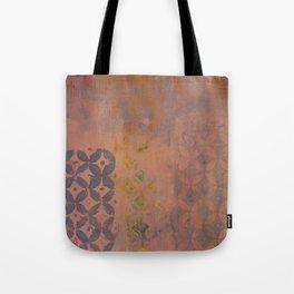 Lavender and Rose Tote Bag