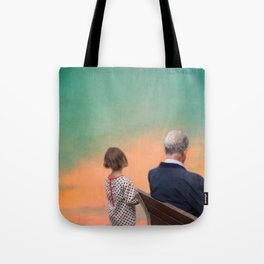 The wonderful stories of my grandfather Tote Bag