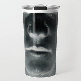 My head is a dark room, where I develop negatives. Travel Mug
