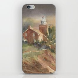 Big Bay Point Lighthouse iPhone Skin