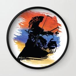 Nikol Pashinyan - Armenia Hayastan Wall Clock
