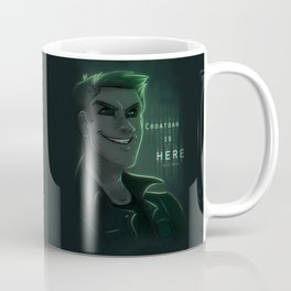 The End Is Here Coffee Mug