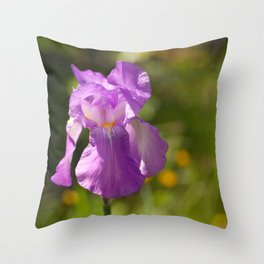 Iris 3109 Throw Pillow