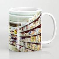 shopping Mugs featuring Shopping by jmdphoto