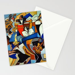Salsa Salvaje Stationery Cards