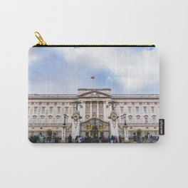 Buckingham Palace, London, England Carry-All Pouch