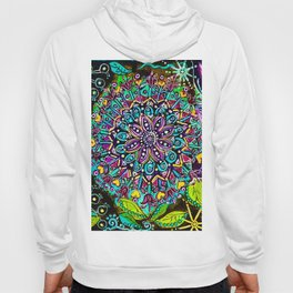 Flora and Fauna Hoody