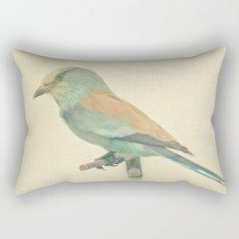 Bird Study #2 Rectangular Pillow