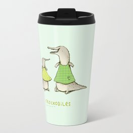 Frockodiles Travel Mug