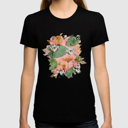 Vintage Royal Gardens #society6artprint #buyart T-shirt