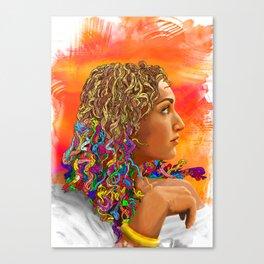 Nanners Canvas Print