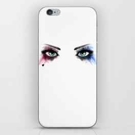 Look of Madness iPhone Skin
