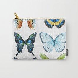 Butterflies 02 Carry-All Pouch