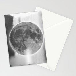 Moon Talks Stationery Cards
