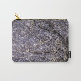 Lava Stone Texture Carry-All Pouch