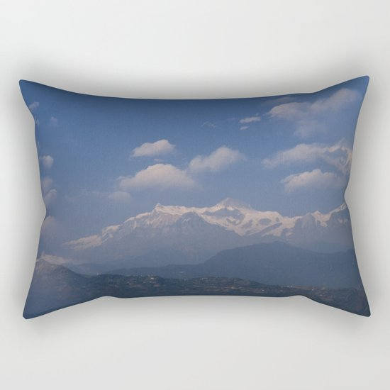 pokhara I Rectangular Pillow