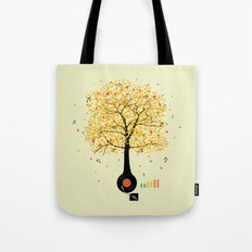 Sounds of Nature Tote Bag