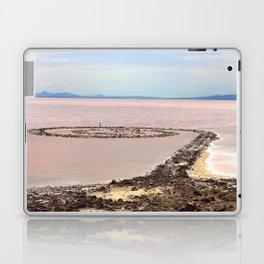Spiral Jetty Laptop & iPad Skin