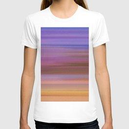 Astratto multicolore T-shirt