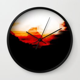 Still there Wall Clock