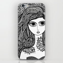 Lucille iPhone Skin