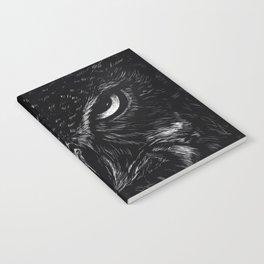 Owl Eyes Notebook