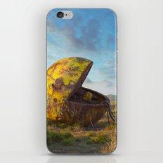 Pac-man iPhone & iPod Skin