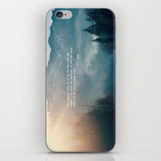 The Sweetest Thing iPhone & iPod Skin