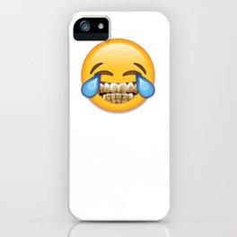 Tears Of Fortified Joy iPhone Case