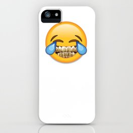 Tears Of Fortified Joy iPhone Case