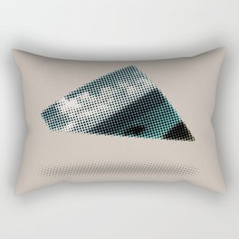 There's something wrong with the Triangle Rectangular Pillow