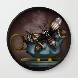 Cup of Tea? Wall Clock