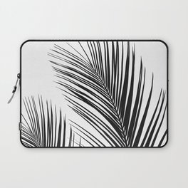 Tropical Palm Leaves #1 #botanical #decor #art #society6 Laptop Sleeve