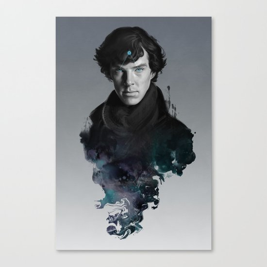 The Excellent Mind Canvas Print