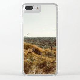 wide open Clear iPhone Case