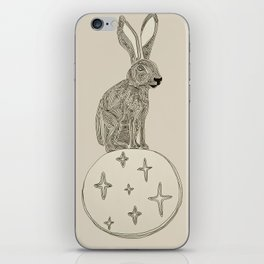 Rabbit iPhone Skin