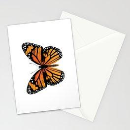Monarch Butterfly | Vintage Butterfly | Stationery Cards