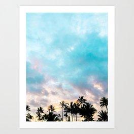 Kauai Morning Art Print