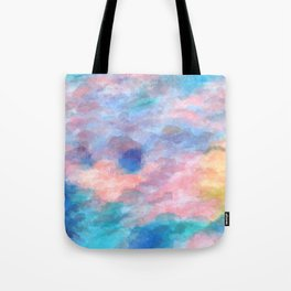 The Elated Omission Tote Bag