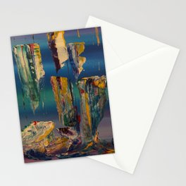 Forming a Continent Stationery Cards