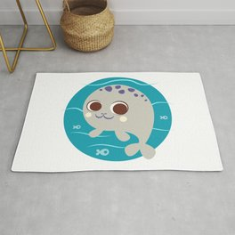 Baby Seal Rug