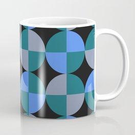 NeonBlu Squares Coffee Mug