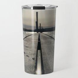 Walk on water Travel Mug