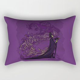 Something Wicked this way Comes... Rectangular Pillow